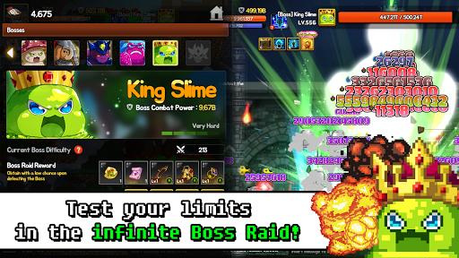 Slime Hunter : Wild Impact  screenshots 13