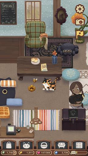 Furistas Cat Cafe - Cute Animal Care Game screenshots 5