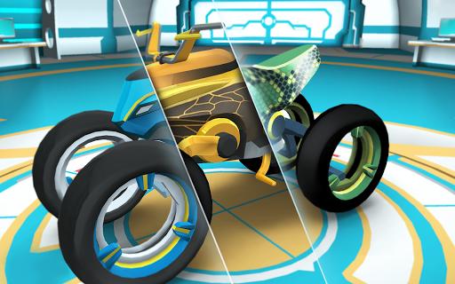 Gravity Rider: Extreme Balance Space Bike Racing 1.18.4 Screenshots 9