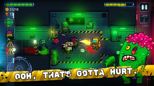 Zombie Among Space  screenshots 2