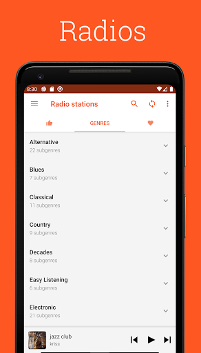 Pixel - Music Player android2mod screenshots 7