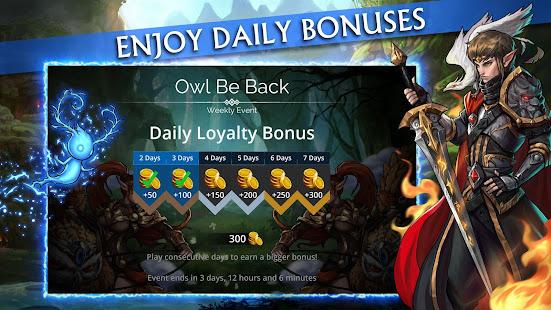 Gems of War - Match 3 RPG Unlimited Money