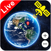 Live Earth Map - World Map GPS Navigation
