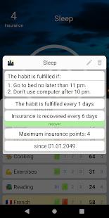 Chain Reaction: Habit Tracker