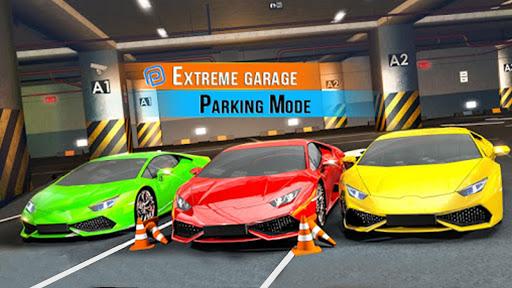 Car Parking eLegend: Parking Car Driving Games 3D  screenshots 3