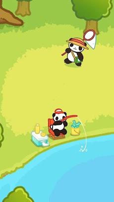 パンダと作ろう!キャンプ島 - Panda Camp -かわいい動物育成ゲームのおすすめ画像3