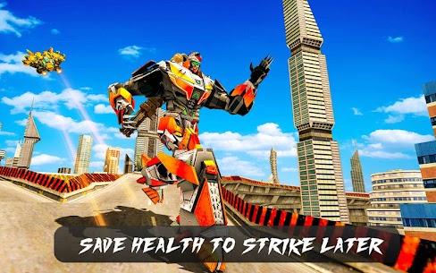 Free Monster Snake Robot Transformation  Car Games 2020 2