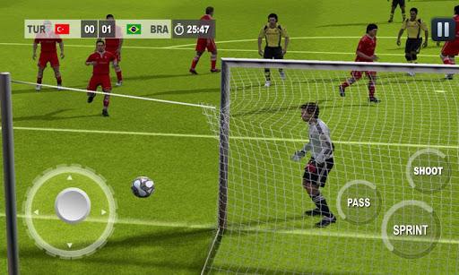 Real World Soccer League: Football WorldCup 2020 2.0.1 Screenshots 2