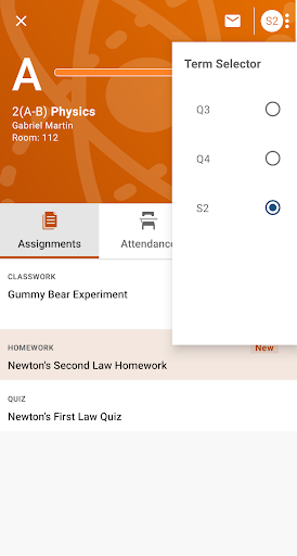 PowerSchool Mobile 2.4.2 Screenshots 3