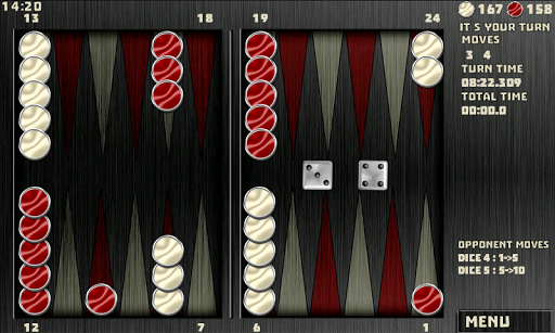 Backgammon Pack : 18 Games android2mod screenshots 13
