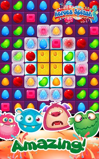 Candy Heroes Mania  screenshots 3