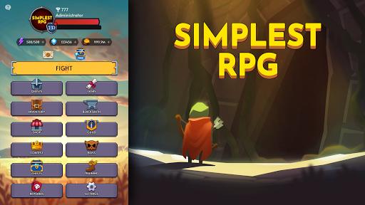 Simplest RPG Game - Online Edition APK MOD Download 1
