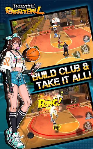 Freestyle Basketball