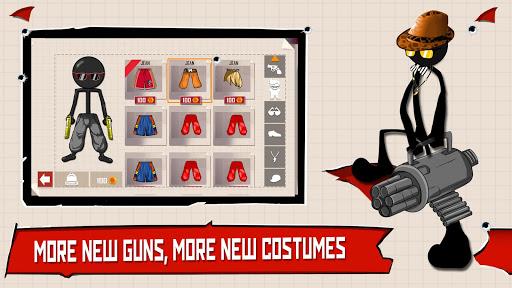 Stickman Shooter : Gun Shooting Games 9.8 screenshots 4
