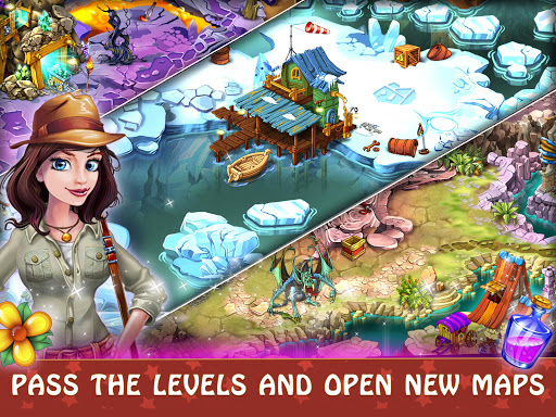 Magica Travel Agency - Match 3 Puzzle Game 1.2.9 screenshots 15