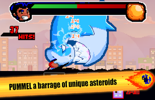 Lee vs the Asteroids apkmr screenshots 1