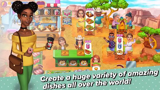 Claire's Café: Tasty Cuisine Mod Android 4