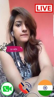 Indian Girls Video Chatのおすすめ画像1