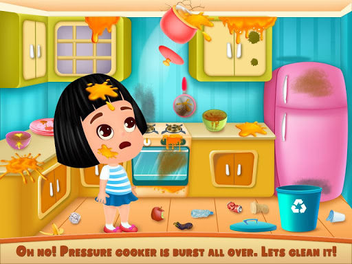 Home and Garden Cleaning Game - Fix and Repair It apktram screenshots 4