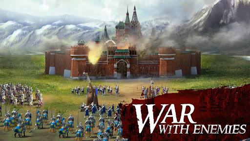 March of Empires: War of Lords 5.4.0f screenshots 1