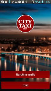 City Taxi Novi Sad 1.40 APK Mod [Unlimited] 1