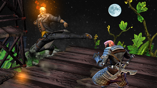 Ghost Fight - Fighting Games apkpoly screenshots 4