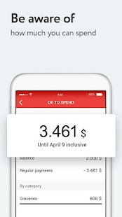 Zenmoney: expense tracker Screenshot