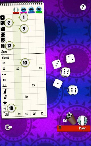 Yatzy Offline and Online - free dice game apktram screenshots 9