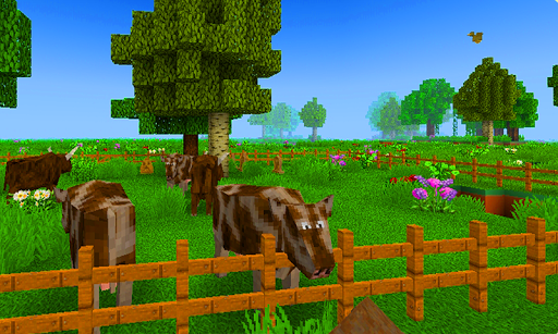 Master Craft New MultiCraft Game 1.1 screenshots 1