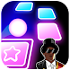 Astronomia Dancing Tiles Hop Ball - Neon EDM Rush - Androidアプリ