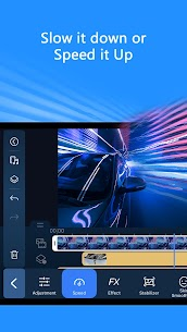 PowerDirector – Video Editor App, Best Video Maker Mod Apk v9.1.0 (Unlocked) 3