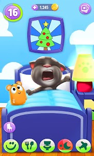 My Talking Tom 2 Mod Apk Unlimited Fun + Unlimited Coins 6