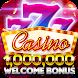 無料カジノ:スロットとポーカー - あなたの大当たりを勝ち取ろう! - Androidアプリ