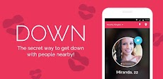 DOWN Date&Hookup: Tap&Instant Match, 18+ Pure Loveのおすすめ画像1