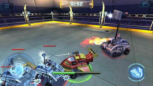 Robot Crash Fight  screenshots 1