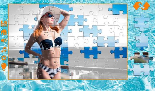 Bikini puzzles screenshots 13
