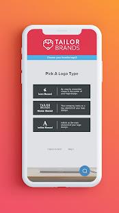 Logo Maker by Tailor Brands 1.0.9 Screenshots 3
