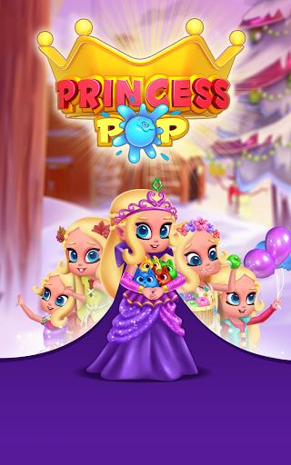 Princess Pop - Bubble Games screenshots 24