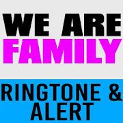 We Are Family Ringtone & Alert  Icon