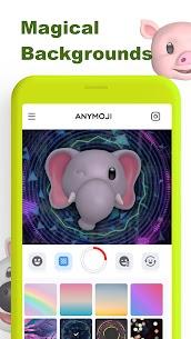 Anymoji Mod Apk- Animoji Maker & 3D Animated Emoji Avatar 4