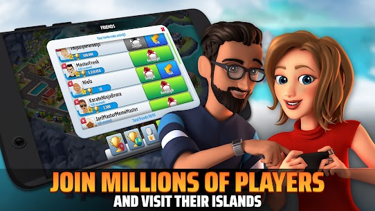 City Island 5 (MOD, Unlimited Money) 3
