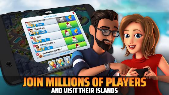 City Island 5 - Tycoon Building Simulation Offline mod apk