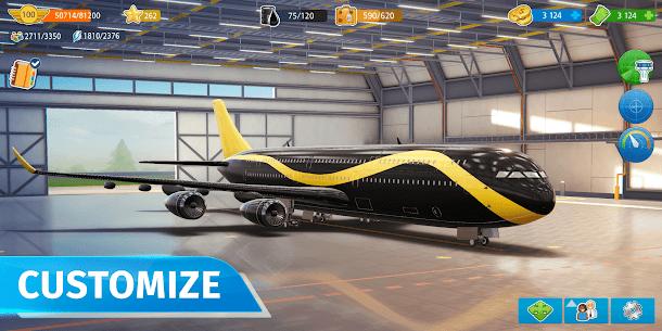Airport City MOD APK 8.12.15 (Unlimited Money) 1