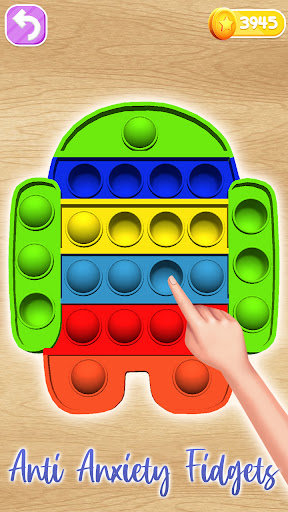 Pop It 3D ASMR - DIY Fidget Antistress Calm Toys  screenshots 4