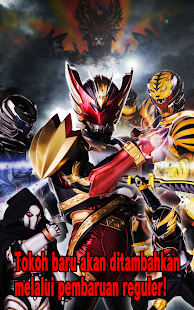 SATRIA HEROES /from Satria Garuda BIMA-X and MOVIE Screenshot