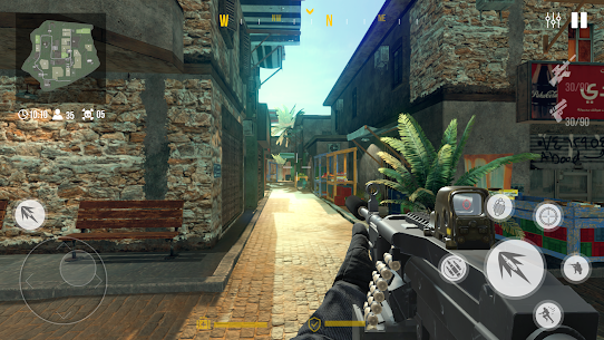Commando Rescue War Mission Online Hack Android & iOS 2