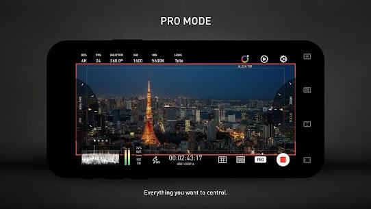 Protake Pro Apk- Mobile Cinema Camera (Pro Features Unlocked) 2