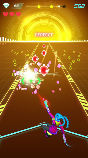 Dancing Bullet 3D 1.0 screenshots 4