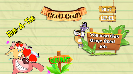 Code Triche Rat A Tat Cartoon And Moto Driving mod apk screenshots 6