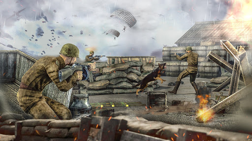 Call Of Courage : WW2 FPS Action Game modavailable screenshots 8